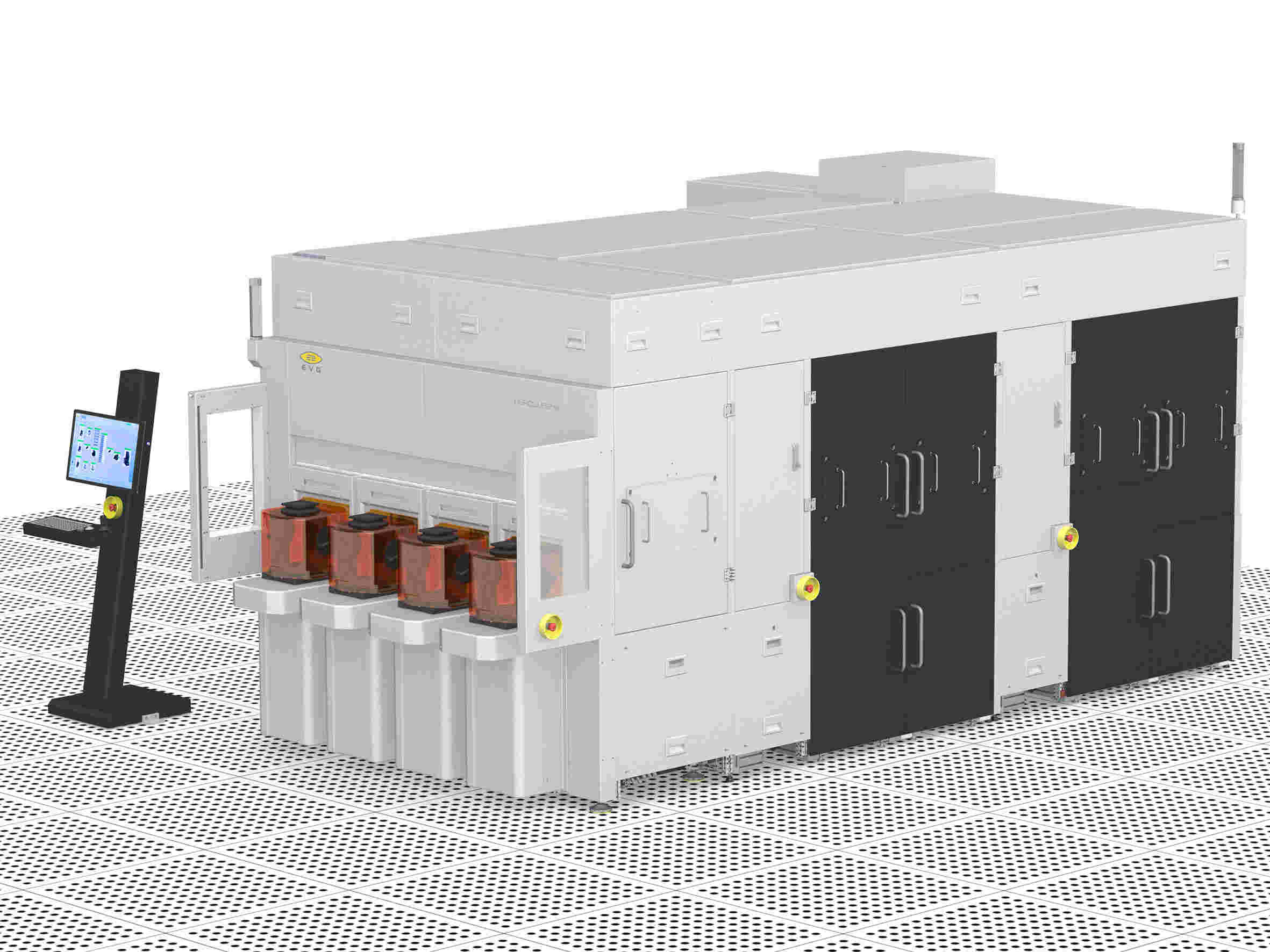 HERCULES® NIL Fully Modular and Integrated SmartNIL® UV-NIL System up to 300 mm