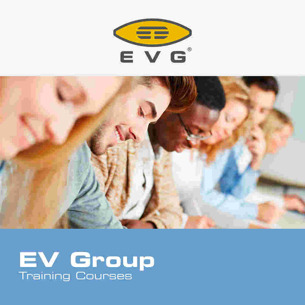 EVG Training courses
